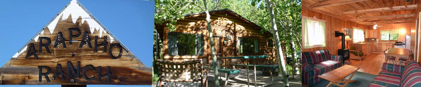 Arapaho Ranch Cabins   Colorado Cabin Rental, Nederland, Colorado